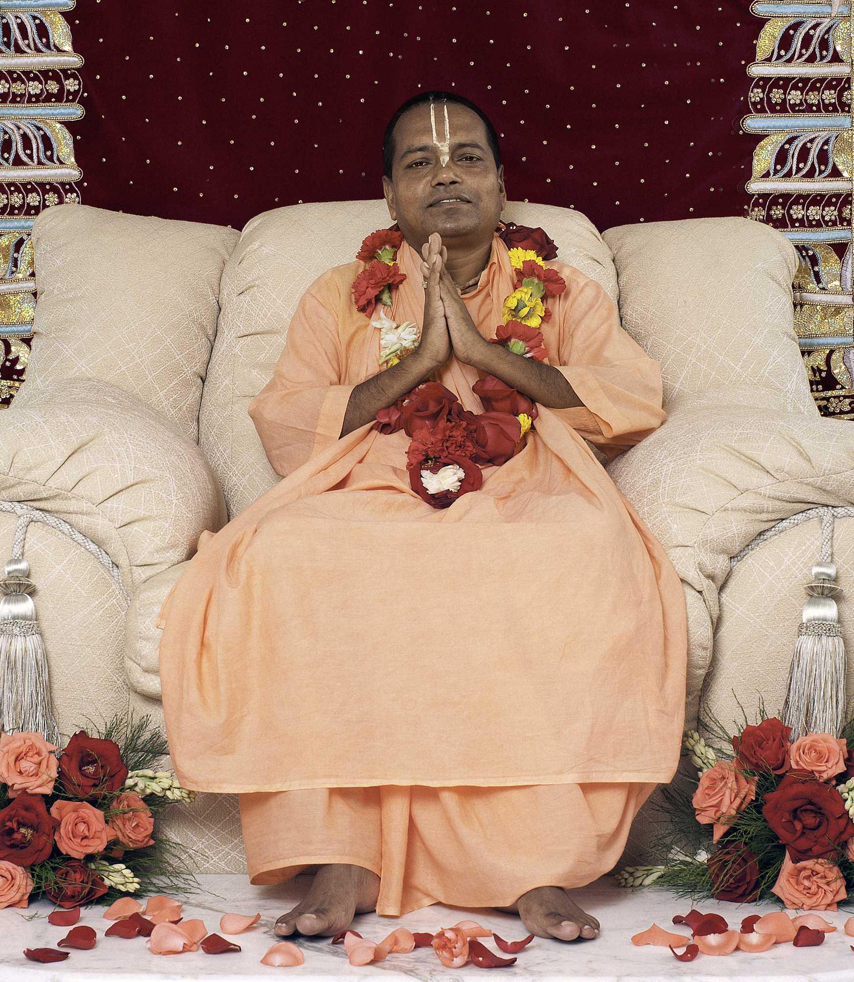 Srila Acharyadev