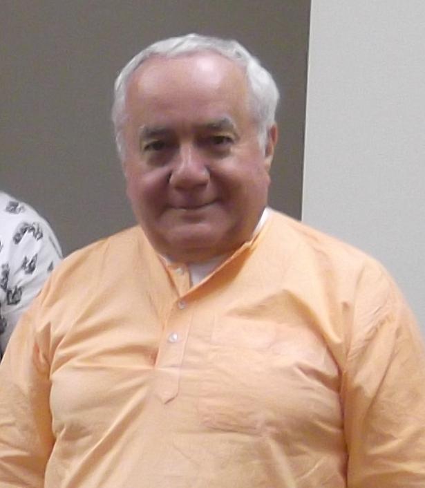 Sripad Bhakti Madhava Puri Maharaja, Ph.D., Director, Bhakti Vedanta Insitute, Princeton, NJ, USA